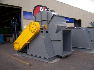 Dust Collection Fan, Pollution Control