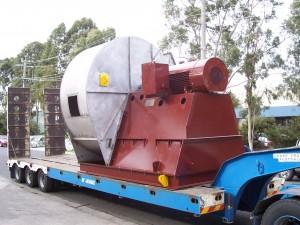 Vapour Control, Corrosive Environment, Scrubber Exhaust