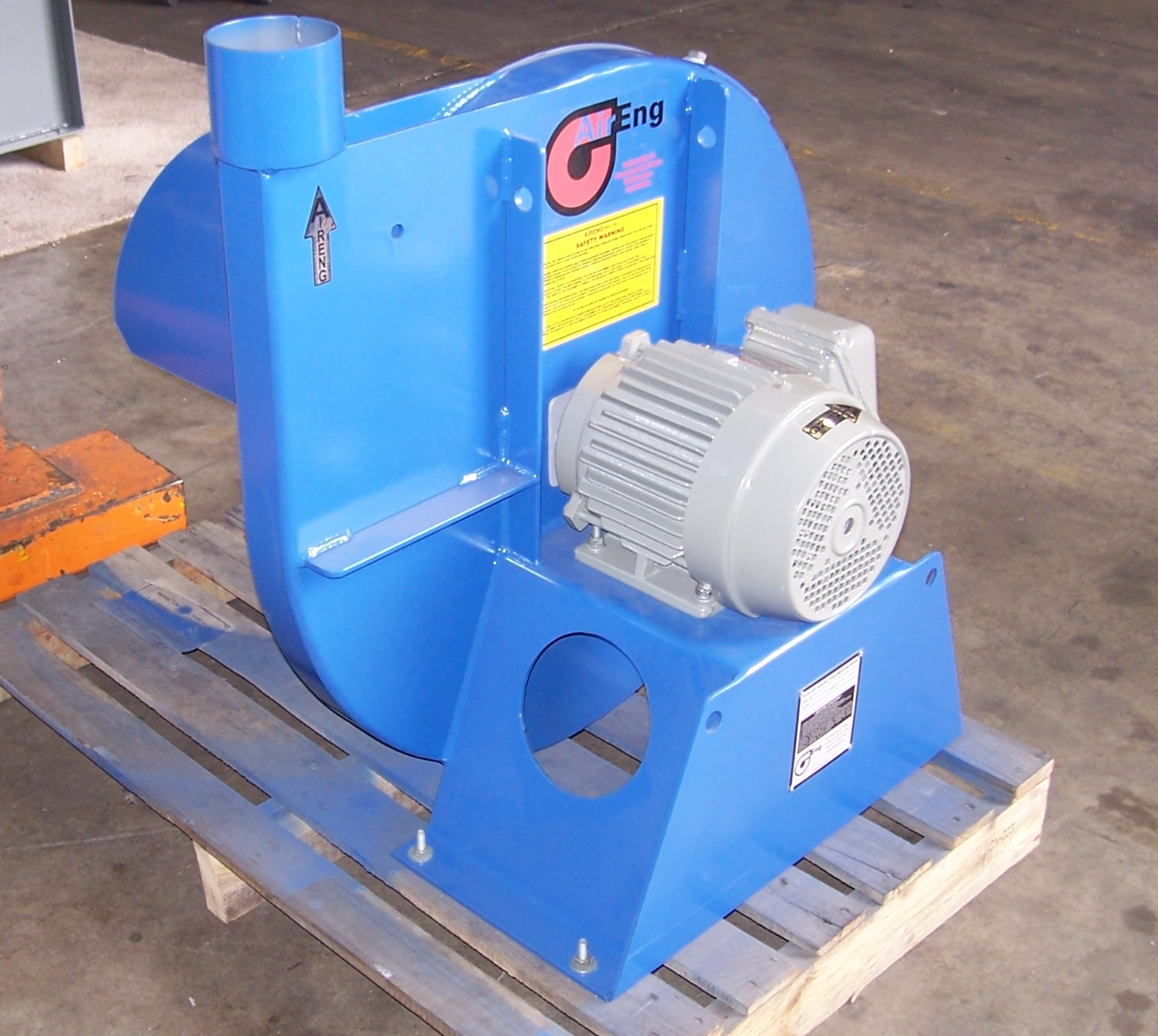 High Pressure Blower – High Pressure Fan