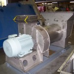 Inlet Box and Inlet Filter, Sand Attenuator, Flexible Connection, Stainless Steel, Direct Drive Fan