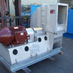 Arrangement 8, Stainless Steel, Coupling Drive, Aeration, Vapour Control, Odour Control