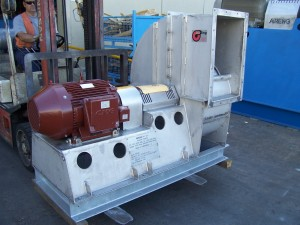 Arrangement 8, Stainless Steel, Coupling Drive, Aeration, Vapour Control, Odour Control