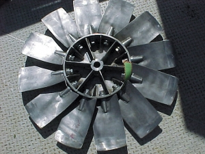 High Speed Impellers