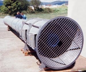 Axial Fan Mine Vent Mining Ventilation Fan Aireng